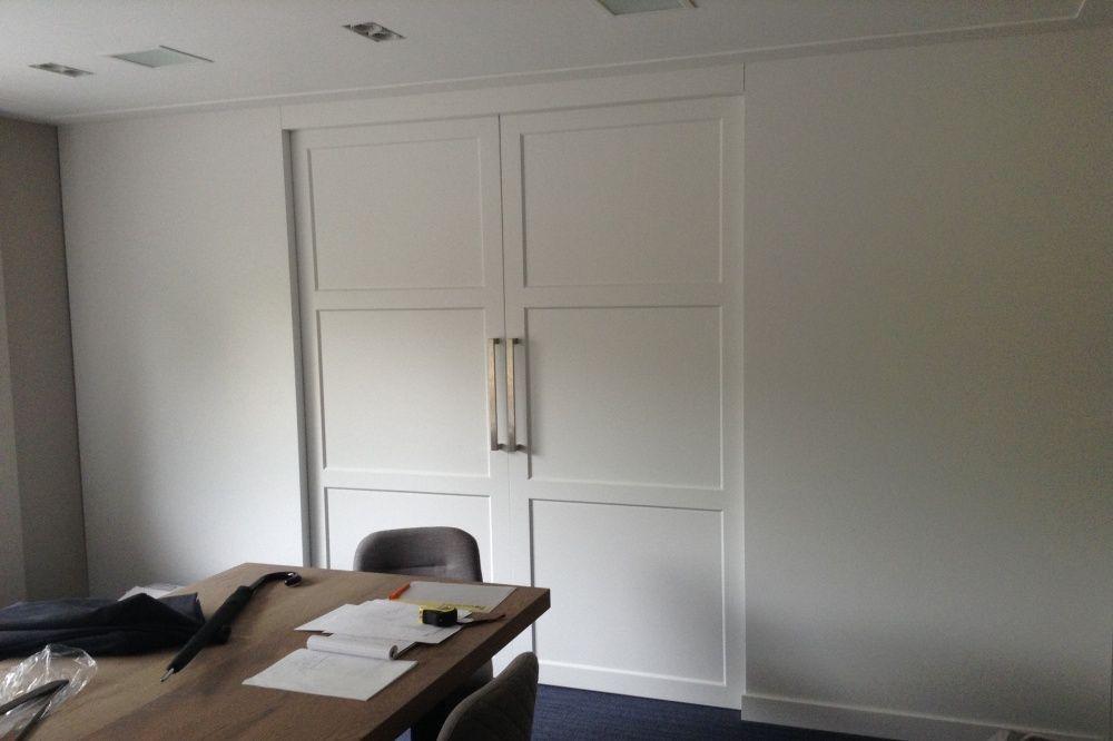 Kamer en suite en stalen kozijn - Deco d een volwassen kamer ...
